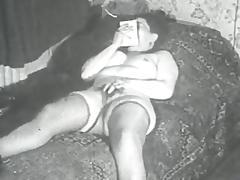 1950, Classic, Vintage, 1950, Antique, Blue Films