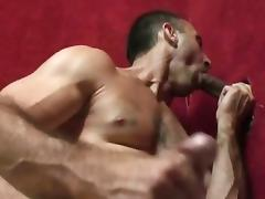 African, African, Blowjob, Couple, Gay, Gloryhole