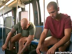 Fabulous Ari Gypsy And Carter Stone Have Sex In A Public Bus