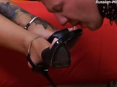 Russian-Mistress Video: Megan