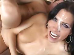 All, Anal, Brunette, Cum, Facial, Panties