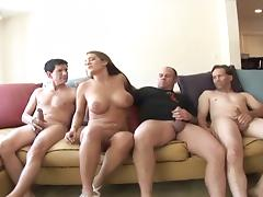Orgy fuck video of my hot model friends