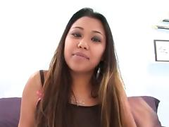 Asian Babe Kimore Kash POV Audition Fuct 420
