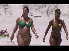 Sister, Beach, Boobs, Brazil, Cameltoe, Hidden