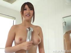 Sexy Asian Lesbians Get Nasty In The Shower