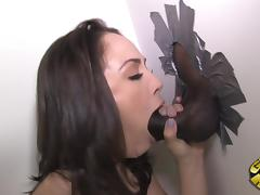 All, Big Cock, Blowjob, Couple, Deepthroat, Gloryhole