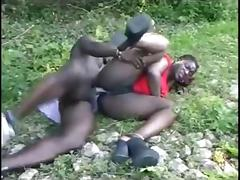 African, African, Anal, Black, Couple, Ebony