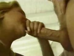 Beautiful Blond Deepthroats Moroccan Cock
