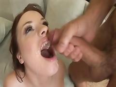 Bukkake, Bukkake, Swallow, French Teen, Cum Drinking, Cum Swallowing