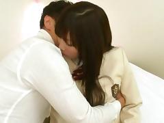 Rico Yamaguchi Asian babe enjoys a hard fucking
