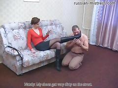 Russian-Mistress Video: Nataly