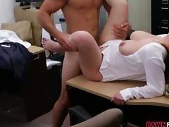 Business Woman, Amateur, Big Tits, Blowjob, Boobs, Couple