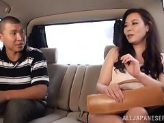 Yummy Shiori Ihara Gets Car Fucked By A Horny Dude