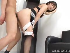 Exquisite Sayuri Honjyou Gets Fucked Doggystyle By A Dirty Dude