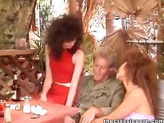 Dirty threesome in the full play