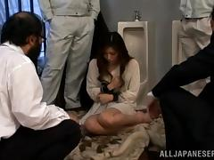 Bra, Asian, Blowjob, Bra, Cumshot, Doggystyle