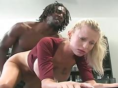 Big Cock, Babe, Big Cock, Big Tits, Blonde, Drilled