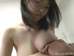 Japanese, Asian, Big Tits, Blowjob, Boobs, Bra