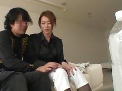 Seira Moroboshi Hot Asian office gal