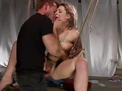 All, BDSM, Blonde, Bondage, MILF, Tied Up