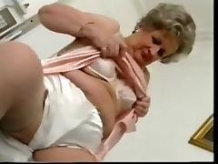 Grandmother, Granny, Mature, Old, Stockings, Voyeur