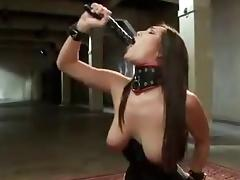 Choking, BDSM, Choking, Deepthroat, Dildo, Extreme
