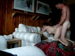 HOT FUCK #111 Granny GILF Banged HARD Doggystyle
