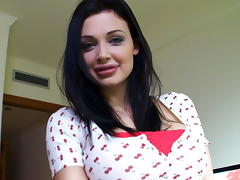 Aletta Ocean best handjob ever!