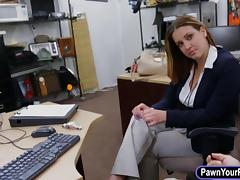 Business Woman, Amateur, Big Cock, Big Tits, Blowjob, Boobs