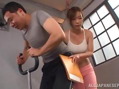 Kaho Kasumi alluring hot milf is a Japanese wonder