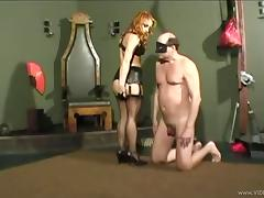 Nude Stud Gets Spank And Fuck Torture In bondage