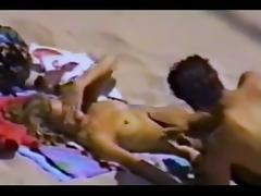 Beach Sex, Beach, Couple, Voyeur, Beach Sex