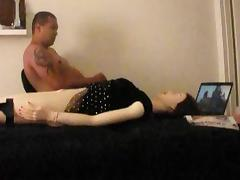 Cumming inside my delightsome sex doll :)