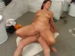 Mom and Boy, 18 19 Teens, Big Tits, Mature, Old, Teen
