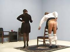 Punishment, Caning, Femdom, Punishment
