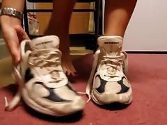 Sneakers, 18 19 Teens, Amateur, Blonde, Boots, Feet