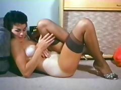 Tease, Nylon, Pussy, Softcore, Stockings, Tease