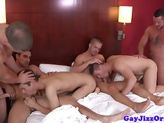 Hardcore orgy with Jimmy Johnson