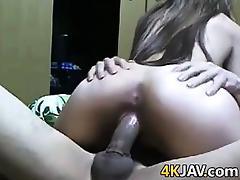 Japanese Couple Fucking
