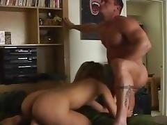 muscle boys takes his wife