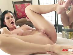 All, Couple, Massage, MILF, Penis, Riding