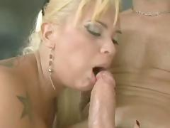 Busty brazilian Babalu got her fine ass screwed