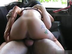 Horny amateur close up blowjob