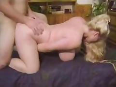 Amateur hardcore shagging caught on video